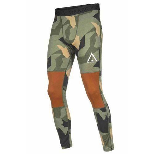 Spodnie - guard pant asymmetric olive (510) rozmiar: s marki Clwr