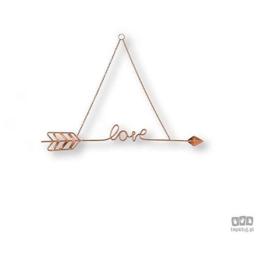 Dekoracja ścienna love story 104031 marki Graham&brown