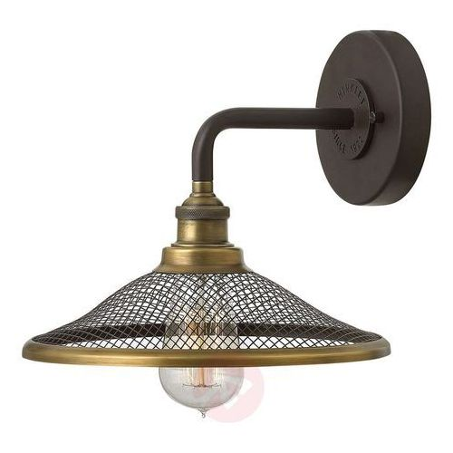 Lampa ścienna rigby 1lt marki Hinkley