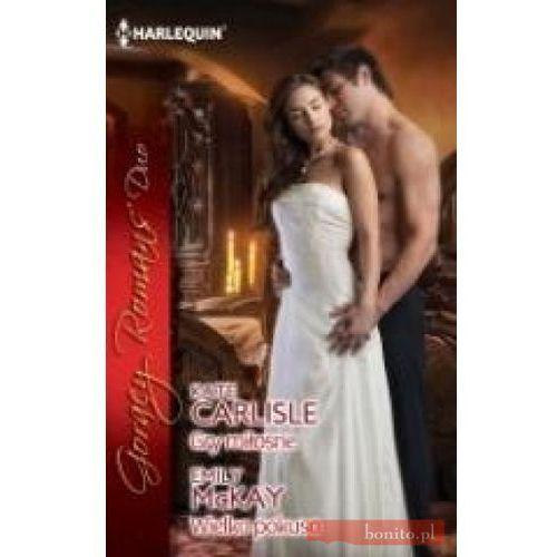 Gry miłosne, Wielka pokusa - Kate Carlisle, Emily McKay (9788323894414)