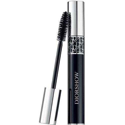 Dior  diorshow mascara waterproof tusz wydłużający i pogrubiający rzęsy wodoodporna odcień 090 black (buildable volume) 11,5 ml