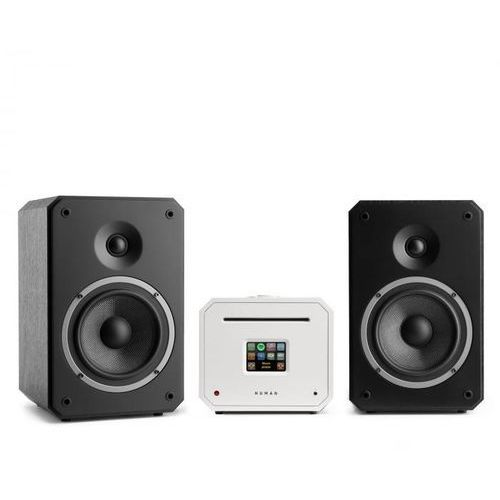 Unison Octavox 702 MKII Edition - zestaw stereo All-in-one z dwiema kolumnami