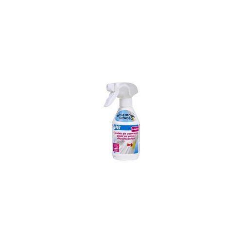 Środek do usuwania plam od potu i dezodorantów marki Hg