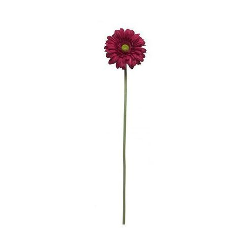 Gerbera sztuczna fioletowa 60 cm (4019916058322)