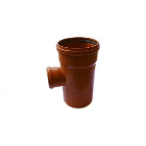 Trójnik kanalizacji zewnętrznej KZ 200 X 110 / 90° 200 / 110 mm POLIPLAST