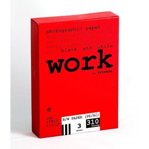 117906 papier work 10x15/100 310 normal marki Tetenal