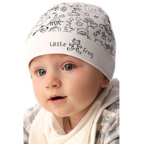 Czapka niemowlęca 5X34AU (5900298452107)