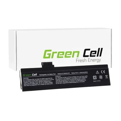 Fujitsu-Siemens Amilo Li1818 /L51-3S4000-C1L1 4400mAh Li-Ion 10.8V (GreenCell) (5902701414474)