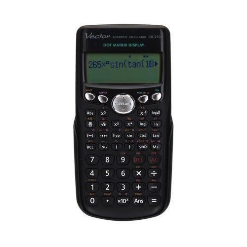 Kalkulator naukowy cs210  marki Vector. Najniższe ceny, najlepsze promocje w sklepach, opinie.