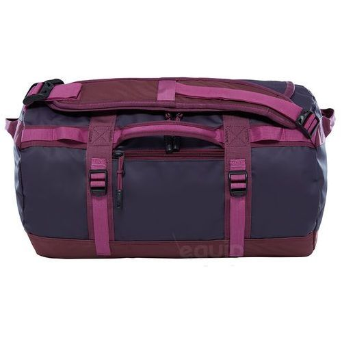 Torba podróżna base camp duffel xs ne - galaxy purple marki The north face