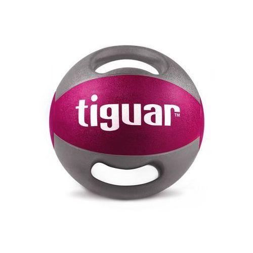Tiguar piłka lekarska z uchwytami 5 kg - 5 kg