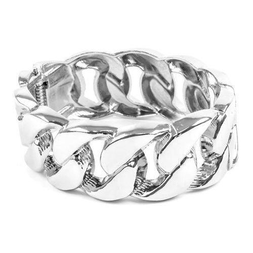 Bransoleta łańcuch srebrna - bransoleta łańcuch srebrna marki Cloe