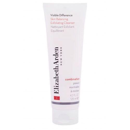 visible difference skin balancing cleanser peeling 125 ml dla kobiet marki Elizabeth arden