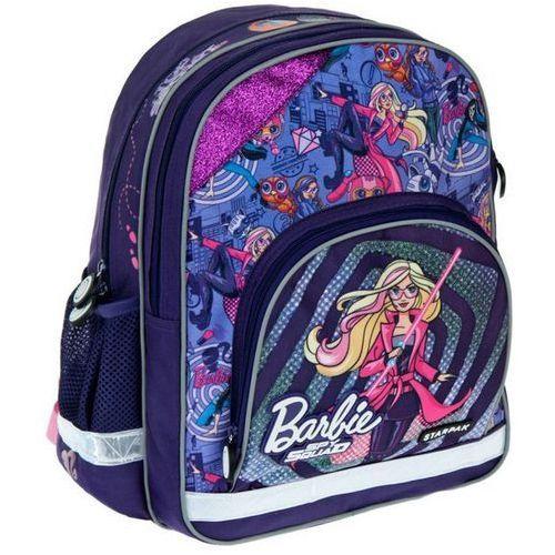 Plecak szkolny Barbie Spy (5902012768709)