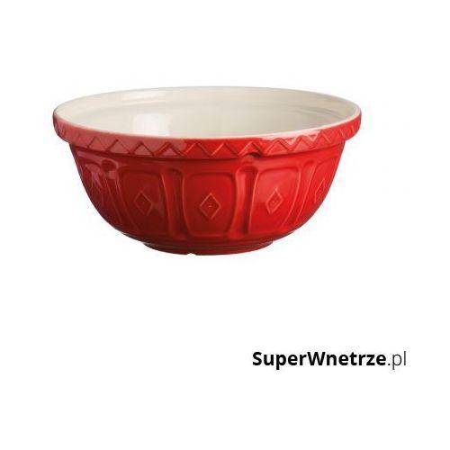 Miska 1,75l colour mix mixing bowls czerwona marki Mason cash