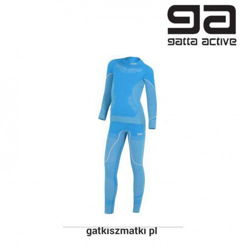 Komplet bielizny termoaktywnej dziecięcej thermo ultra jerry miyabi marki Gatta active