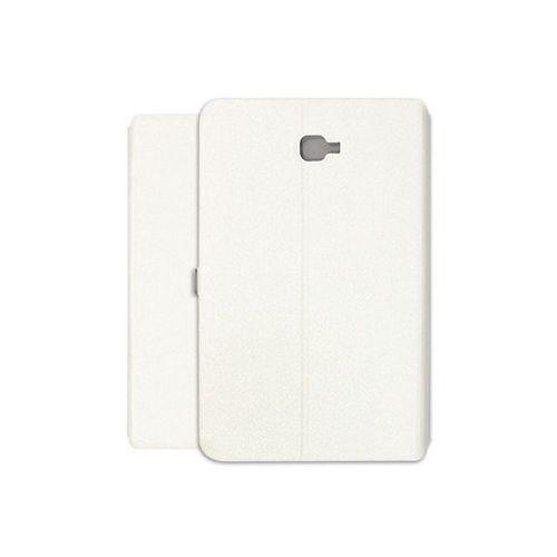 Samsung Galaxy Tab A 10.1 (2016) - etui na tablet Wallet Book - biały, ETSM481WLBKWHT000
