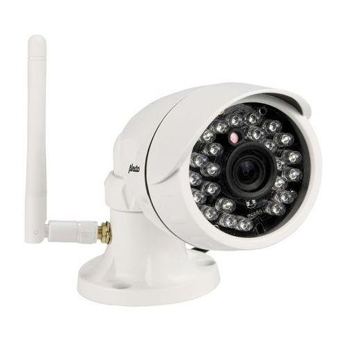 Alecto Kamera zewnętrzna IP DVC-205IP, biała