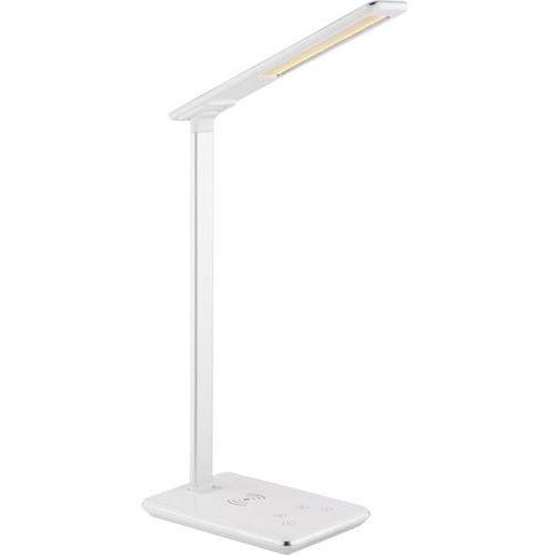 Globo HEKLA Lampa stołowa LED Biały, 1-punktowy - Nowoczesny - Obszar wewnętrzny - HEKLA - Czas dostawy: od 6-10 dni roboczych