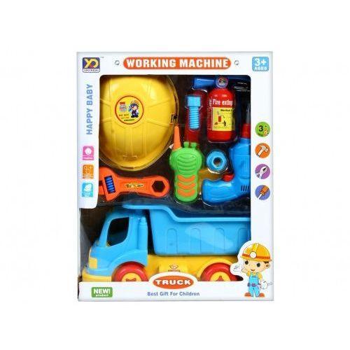 Samochód cęzarówka + narzędzia (418310) (5902643623705)