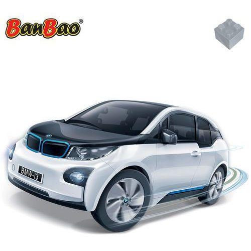 BanBao Klocki BMW i3 niebieski 6802 Darmowa wysyłka i zwroty