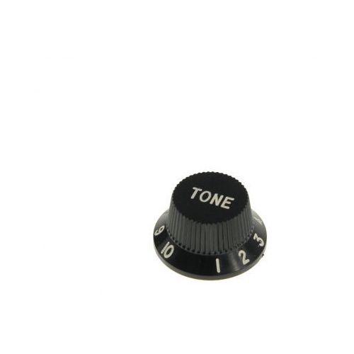 Boston KB-240 gałka potencjometru Tone typu Strat, czarna
