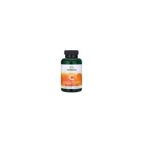 Swanson Buffered Vitamin C with Bioflavonoids 100caps