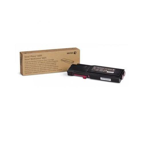 Xerox Toner oryginalny 6600/6605 (106r02234) (purpurowy) - darmowa dostawa w 24h