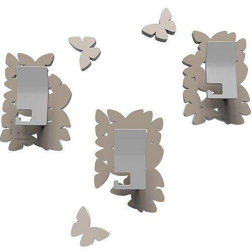 Wieszaki ścienne dekoracyjne Butterflies CalleaDesign gołębie (50-13-4-13)