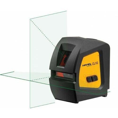 Laser krzyżowy Nivel System CL1G poziomica