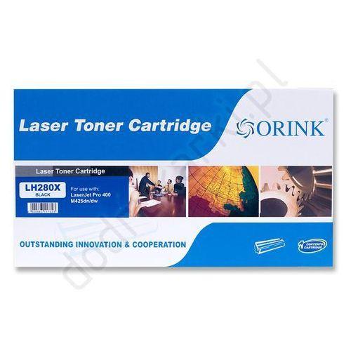 Toner do HP LaserJet Pro 400 M401 M425 - zamiennik HP 80X CF280X [7.5k]