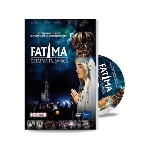 Fatima. ostatnia tajemnica. film dvd marki Garrigo andres