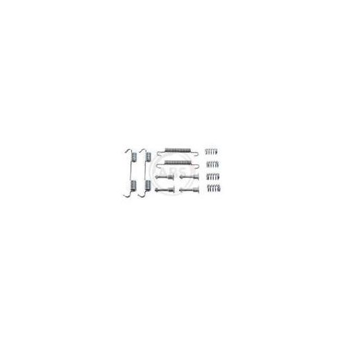 A.B.S. Zestaw akcesoriów, szczęki hamulcowe hamulca postojowego - 0801Q, kup u jednego z partnerów