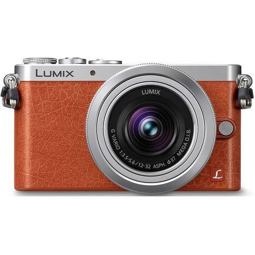 """Panasonic Lumix DMC-GM1 [przekątna ekranu: 3.0""""]"""