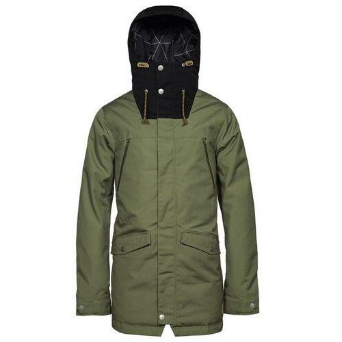 Kurtka - diverse jacket loden (590) marki Clwr