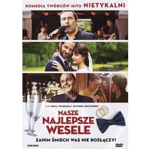 Kino świat Nasze najlepsze wesele (płyta dvd) (5906190325846)