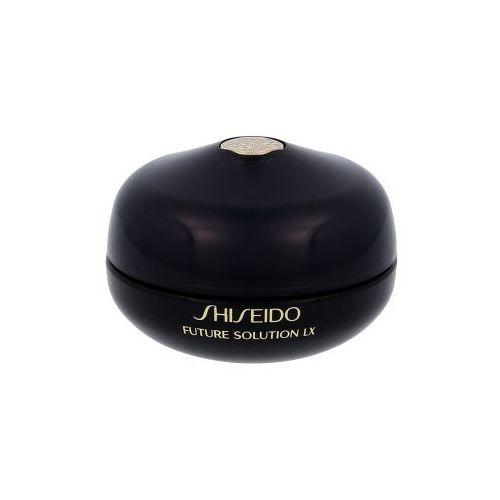 future solution lx krem pod oczy 15 ml dla kobiet marki Shiseido