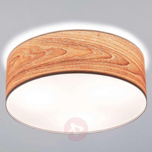 Paulmann Bardzo nowoczesna drewniana lampa sufitowa liska (4000870796870)