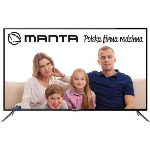TV LED Manta 55LUA58L