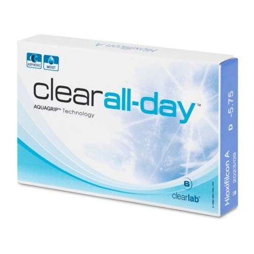 Clearlab Clear all-day (6 soczewek) (8886435934163)