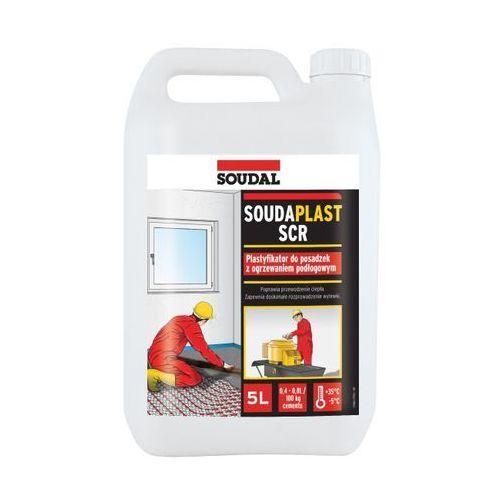 Plastyfikator do zapraw przy ogrzewaniu podłogowym Soudal SCR 5 l, 127042