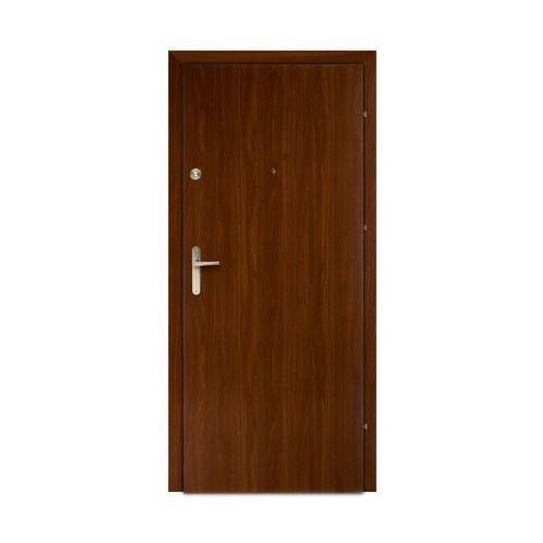 Drzwi wejściowe preston orzech 90 prawe marki Domidor