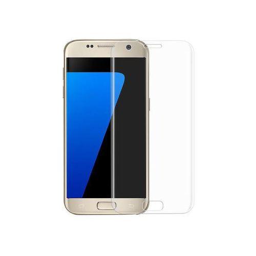Szkło hartowane 3D cały ekran curvel 9h Samsung Galaxy S7 - Przezroczysty