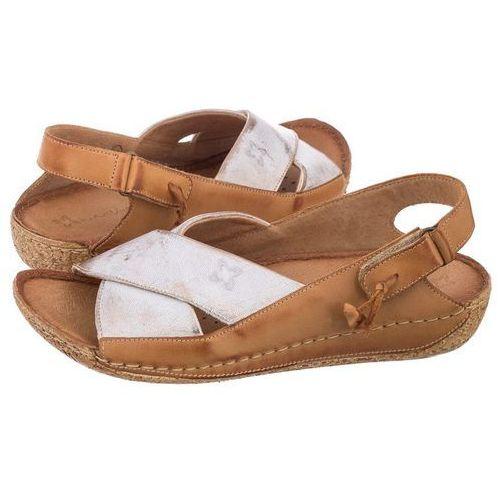 Sandały brązowe 00994-41/00-5 (ma151-f), Maciejka, 36-40