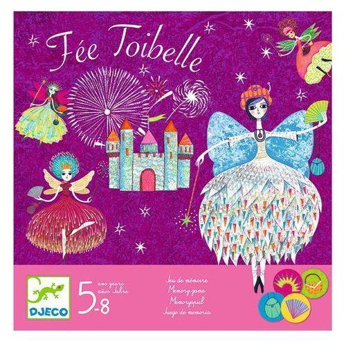 Gra pamięciowa Djeco - Fee Toibelle DJ08456 (3070900084568)