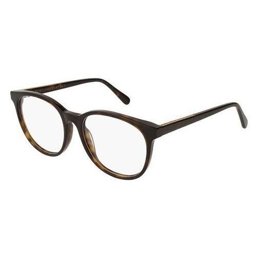 Stella mccartney Okulary korekcyjne sc0094o 007