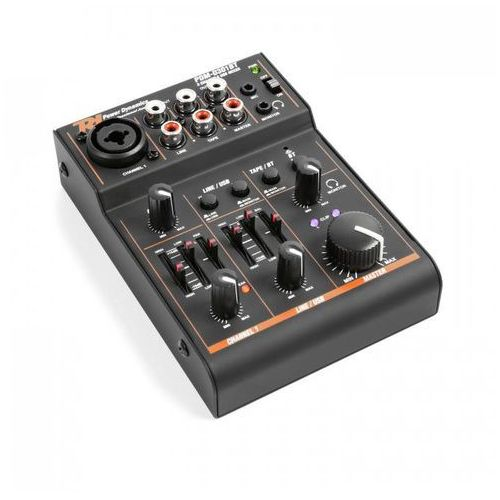 Power dynamics pdm-d301bt 3-kanałowy mikser konsola usb bt