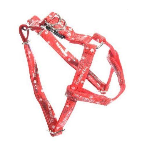 Zolux Szelki Envy Forever regulowane 10mm czerwone [466220RO] (3336024662212)