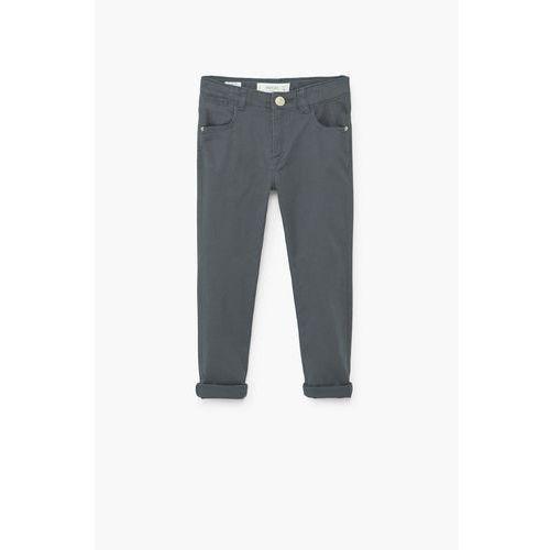 Mango kids  - spodnie dziecięce poly8 104-164 cm