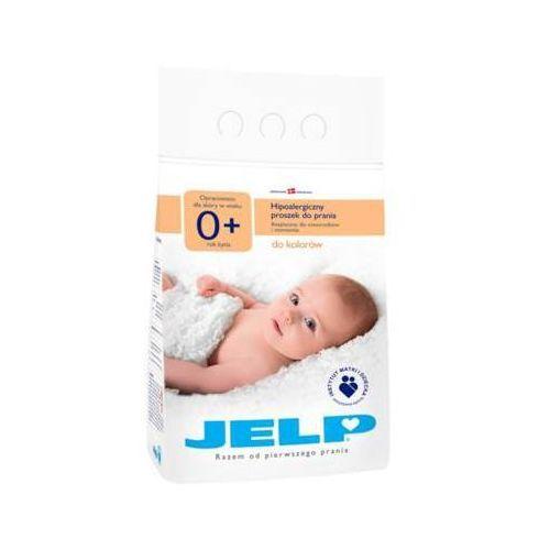 JELP 4kg Hipoalergiczny proszek do prania kolorowych tkanin 0m+